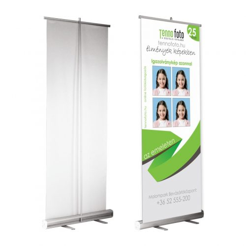 Roll-up Standard Tenno Foto